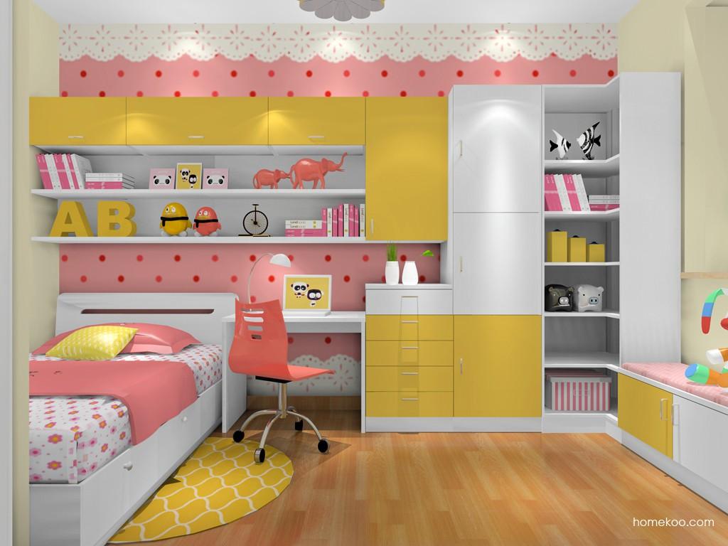 女孩的梦青少年房B20162