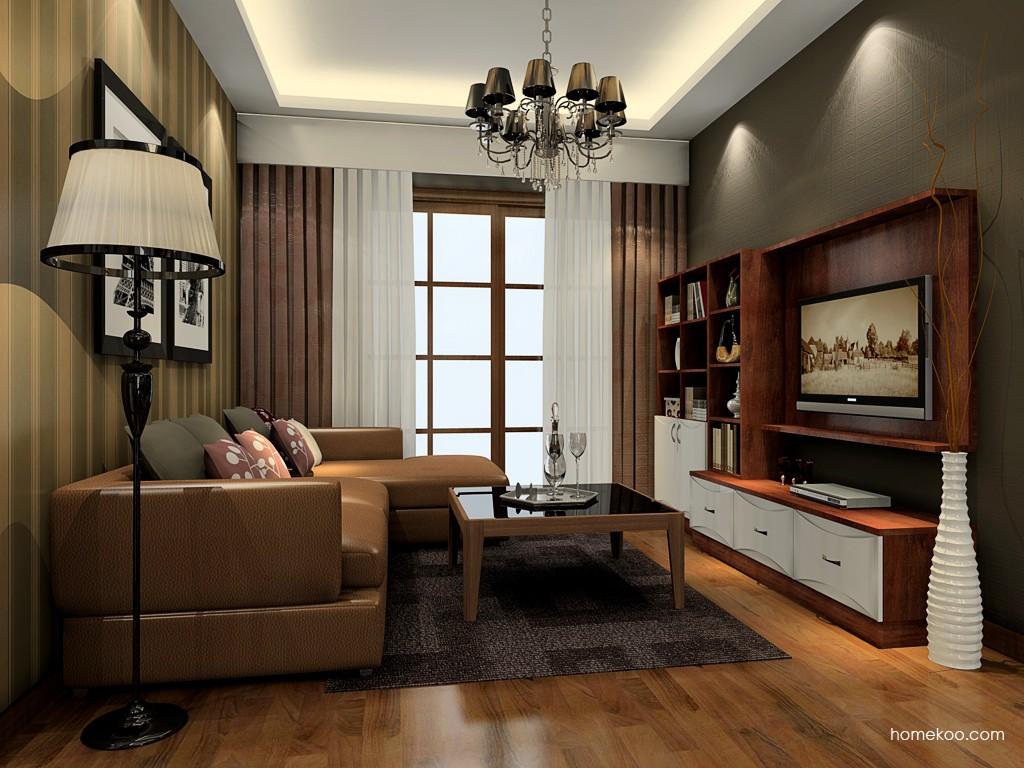 挪威月色客厅家具D18057