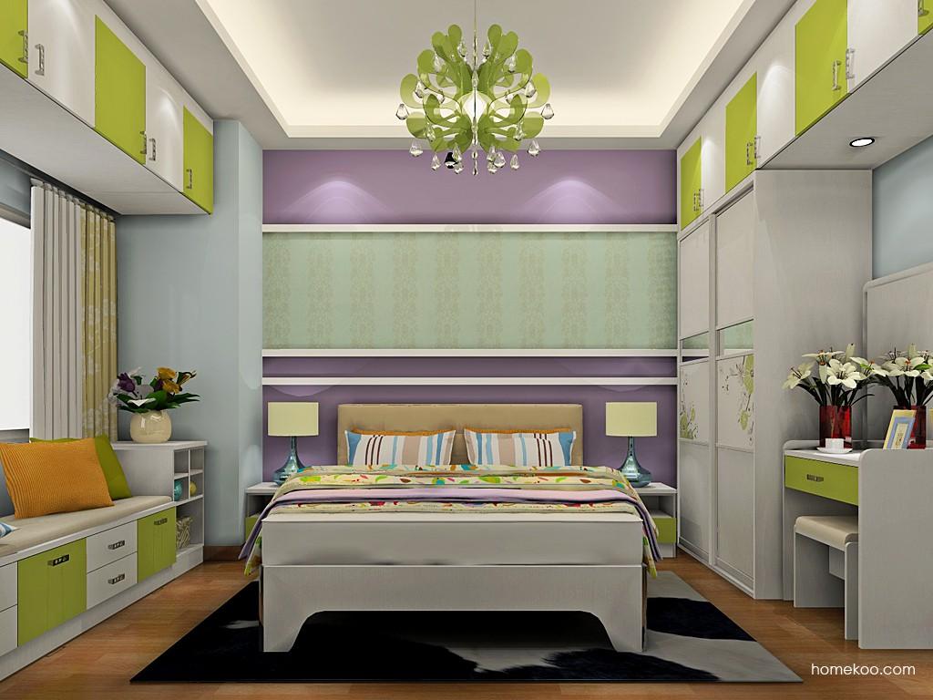 里昂春天卧房家具A20560