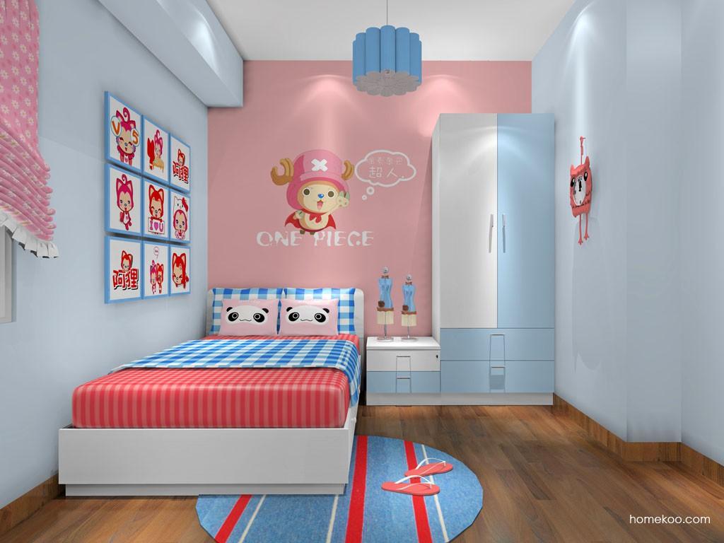 女孩的梦青少年房B20179