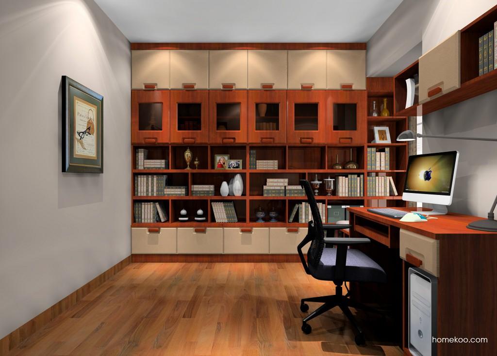 维罗纳史诗书房家具C20553
