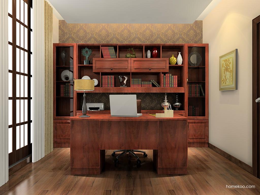 马赛丽舍书房家具C20556