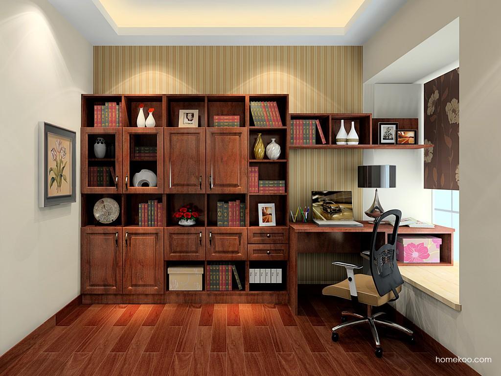 马赛丽舍书房家具C20557