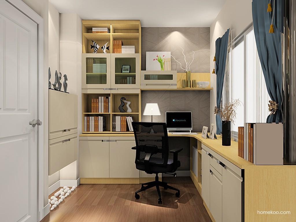 丹麦本色II书房家具C20571