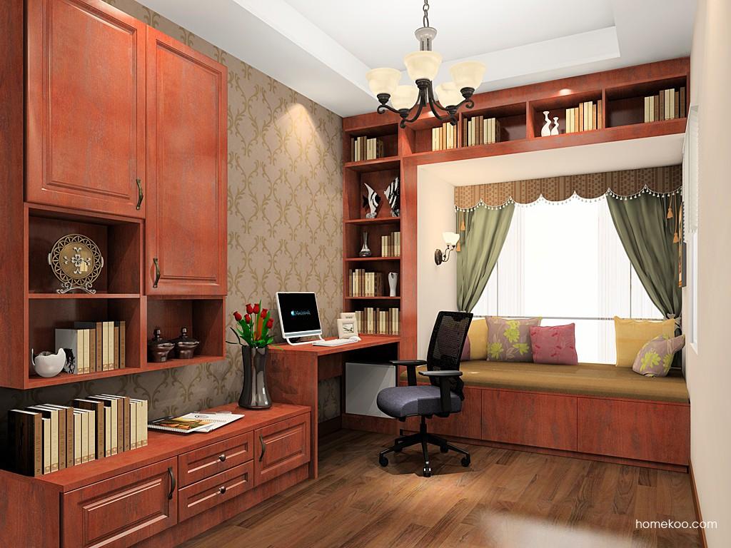 马赛丽舍书房家具C20572