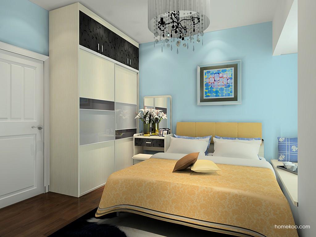 米兰剪影卧房家具A20603