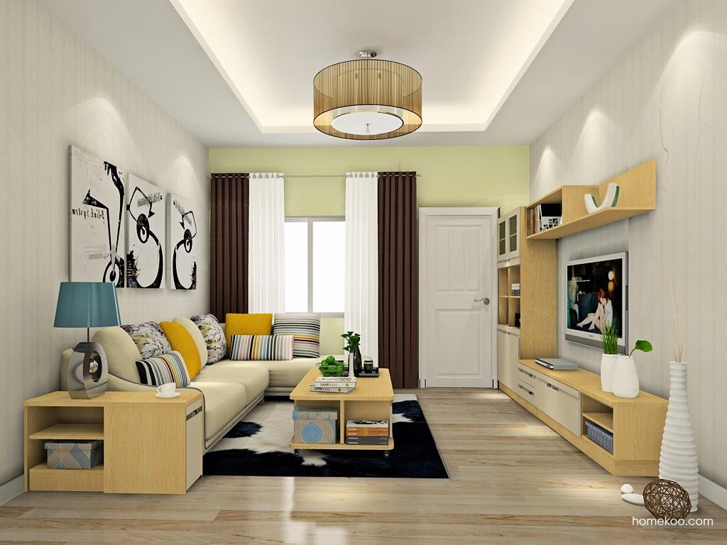 丹麦本色II客厅家具D20211