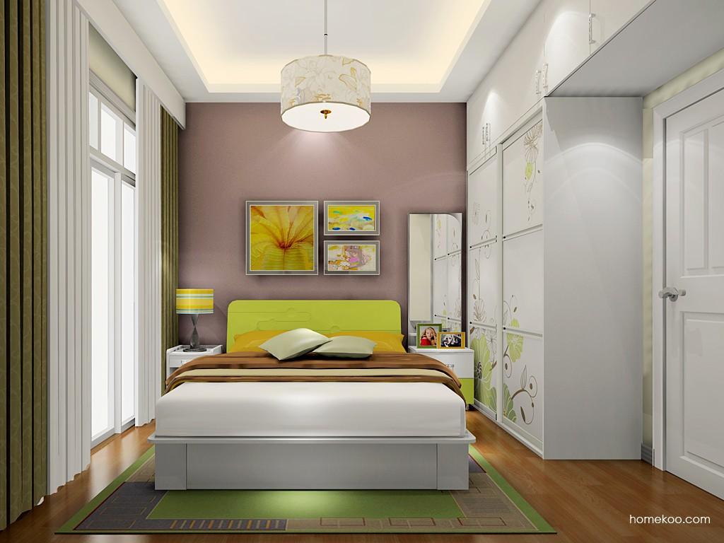 里昂春天卧房家具A20604