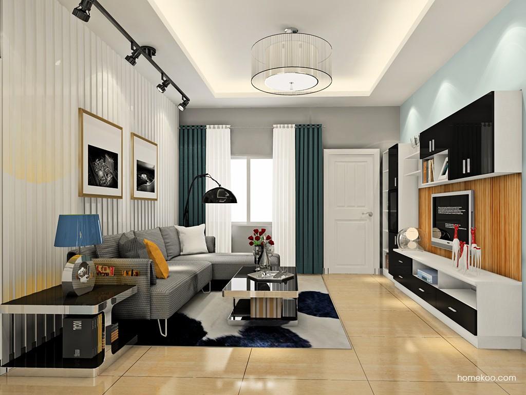 简约主义客厅家具D20214