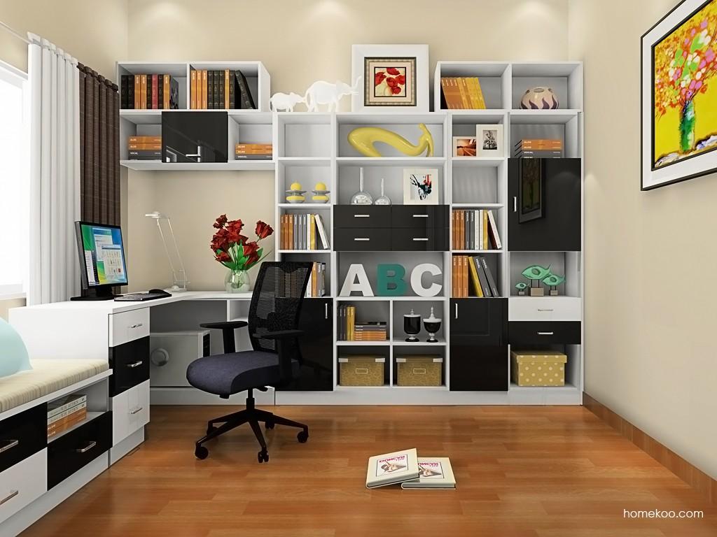 简约主义书房家具C20591