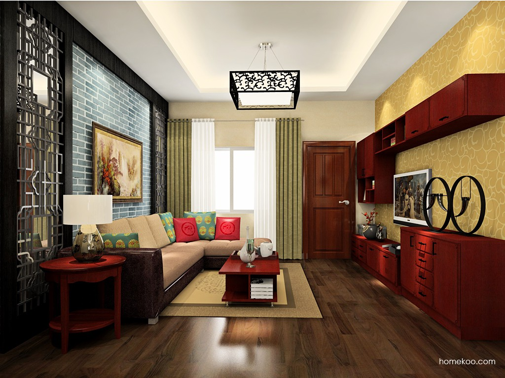 中国韵客厅家具D20218