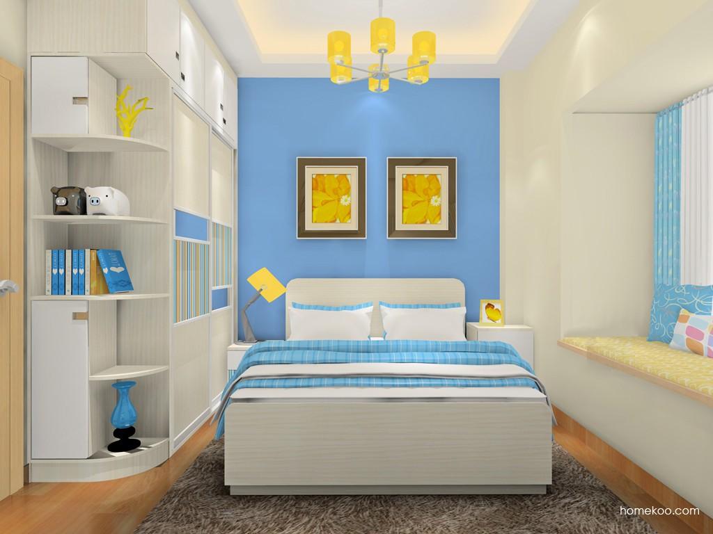 首尔之缤卧房家具A20612