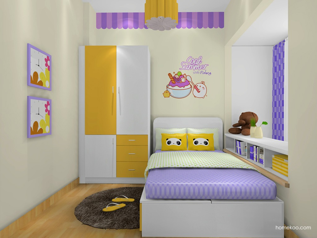 女孩的梦青少年房B20234