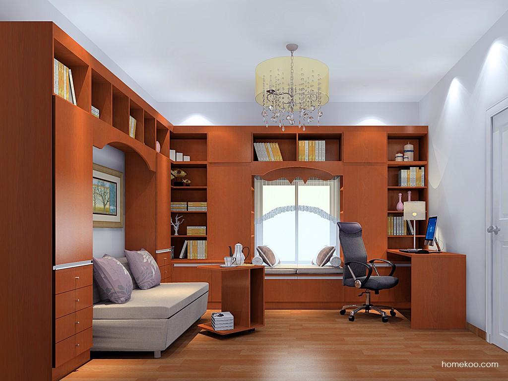 加州梦书房家具C20594