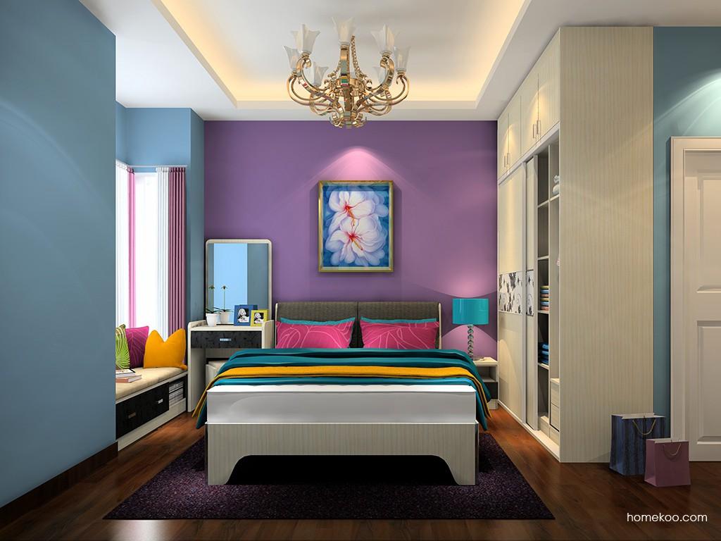 米兰剪影卧房家具A20681