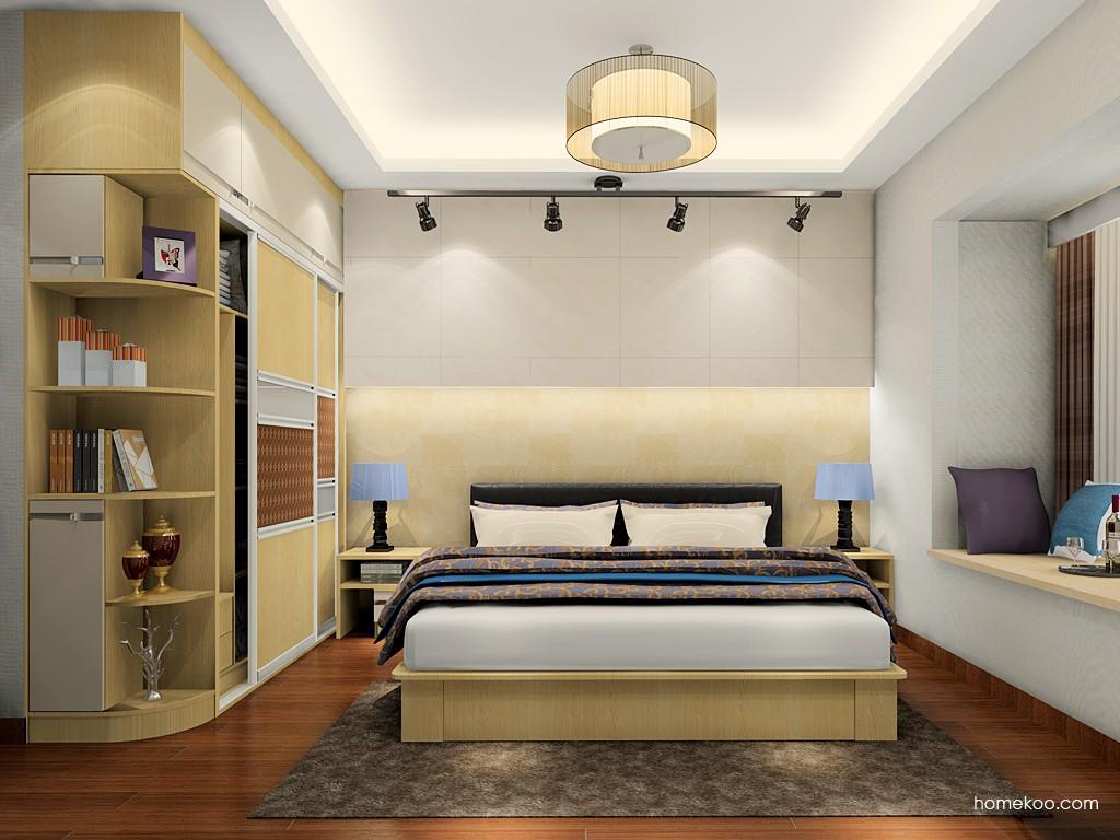 丹麦本色II卧房家具A20708