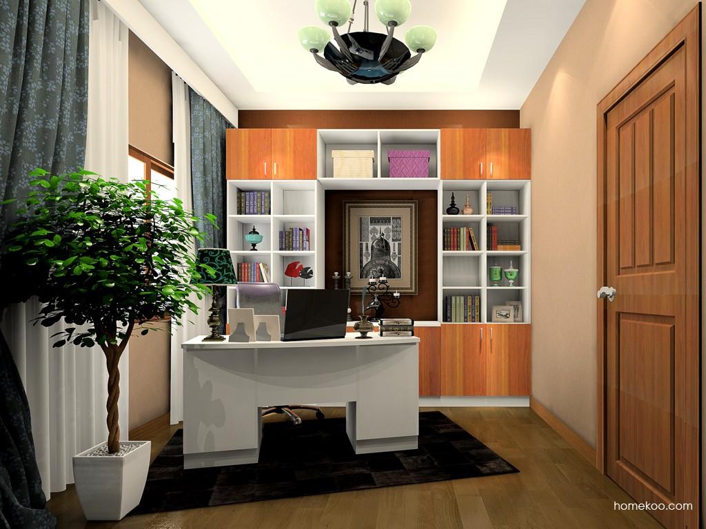 新实用主义书房家具C20683