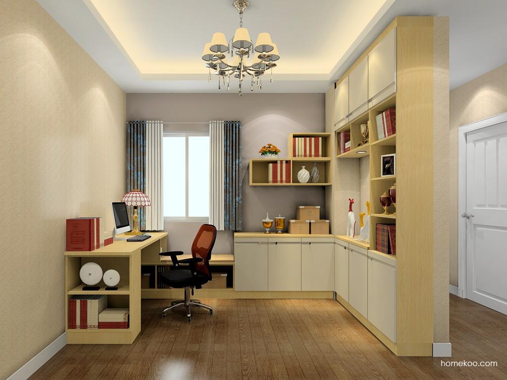 丹麦本色II书房家具C20704