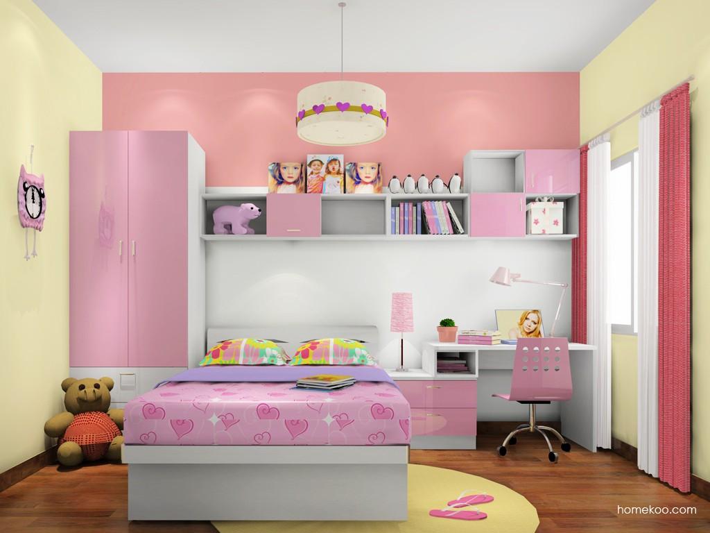 女孩的梦青少年房B20287