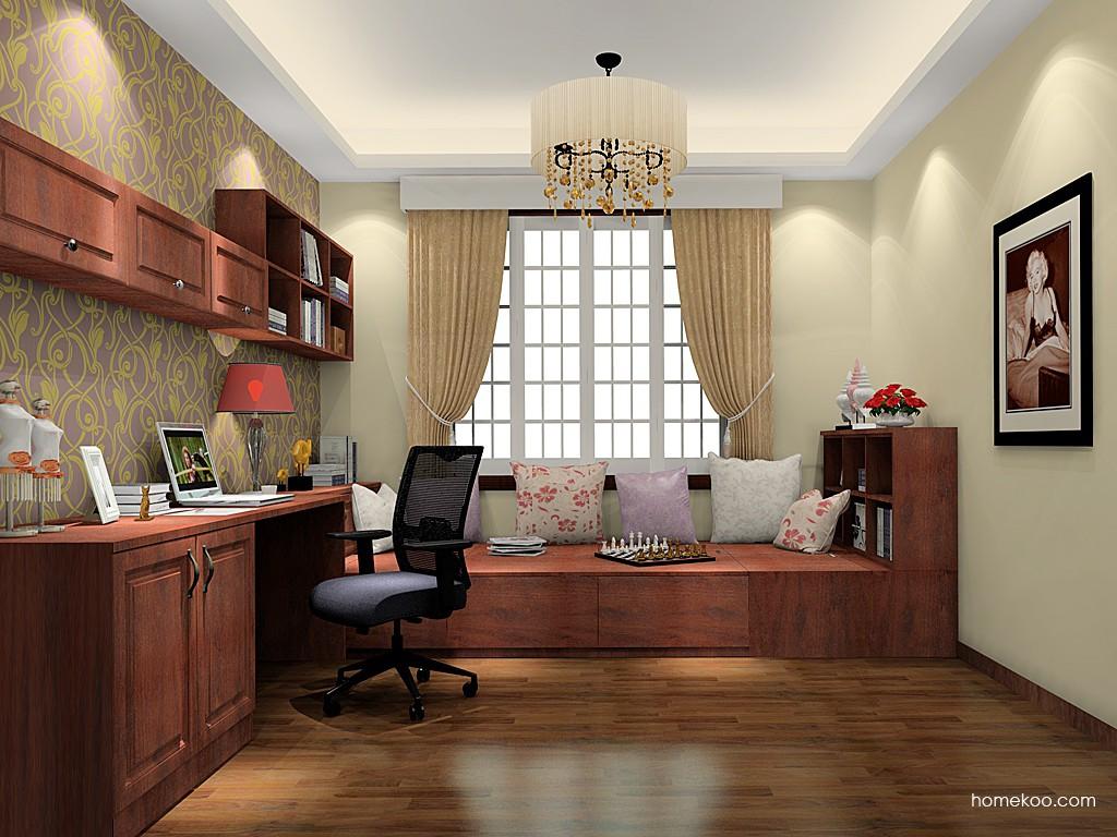 马赛丽舍书房家具C20708