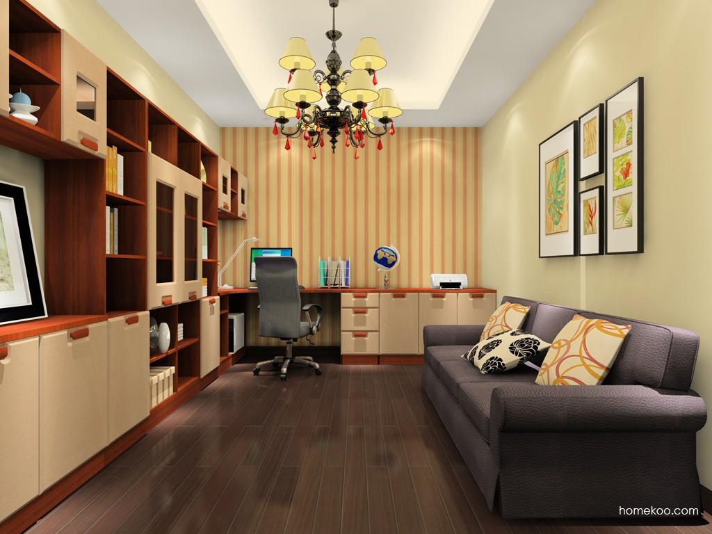 维罗纳史诗书房家具C20717