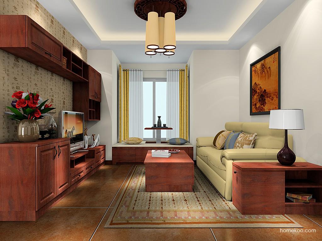 马赛丽舍客厅家具D20231