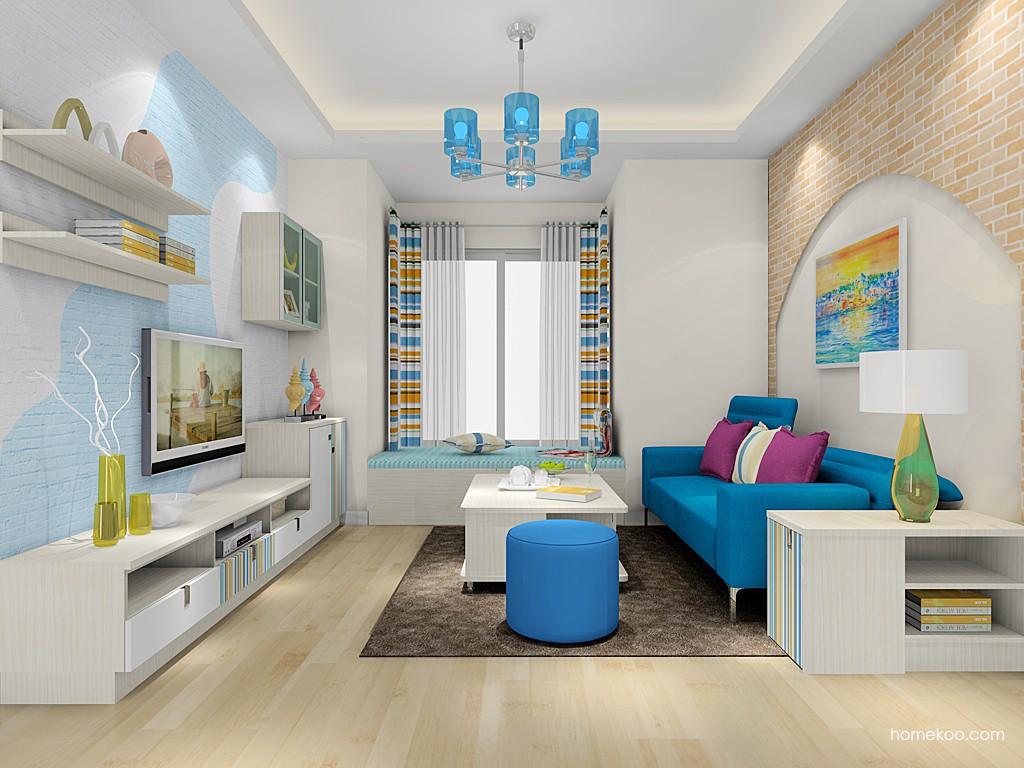 首尔之缤客厅家具D20233