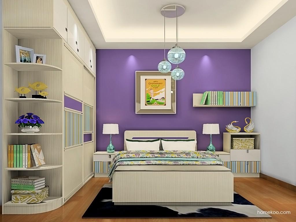 首尔之缤卧房家具A20791
