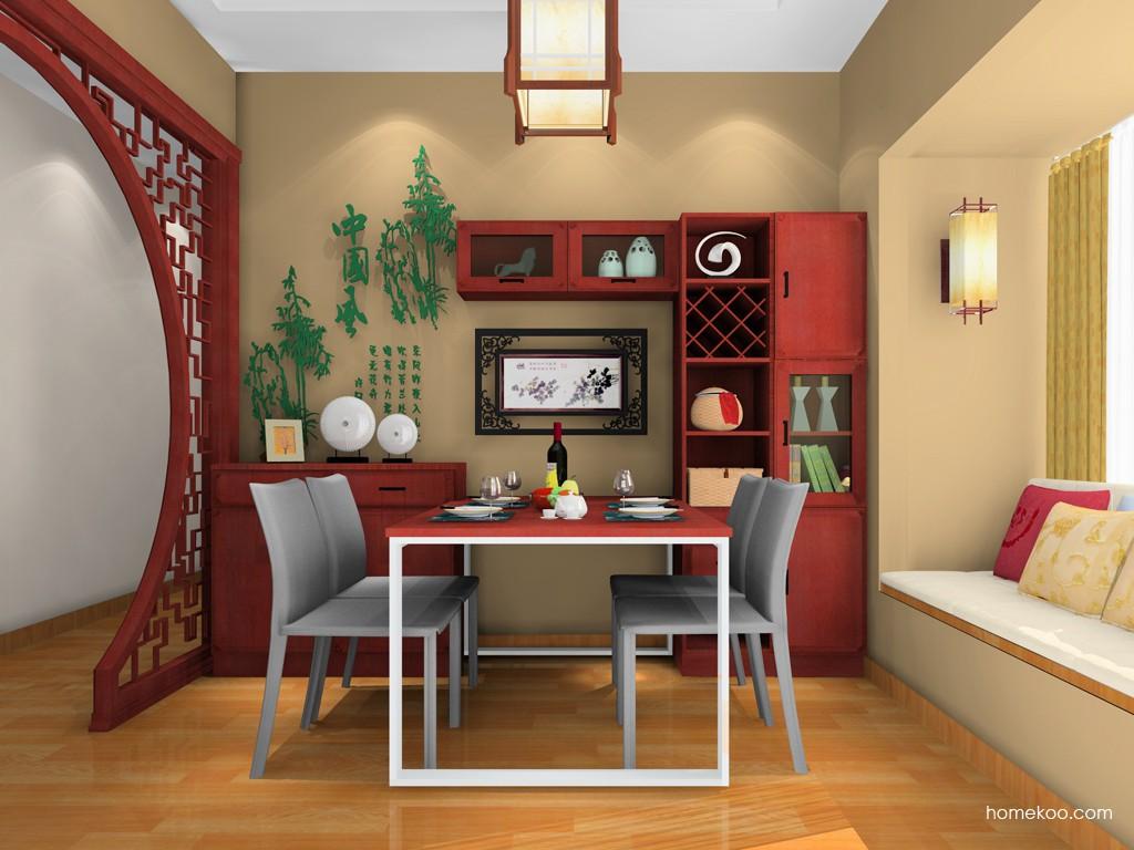 中国韵餐厅家具E18075