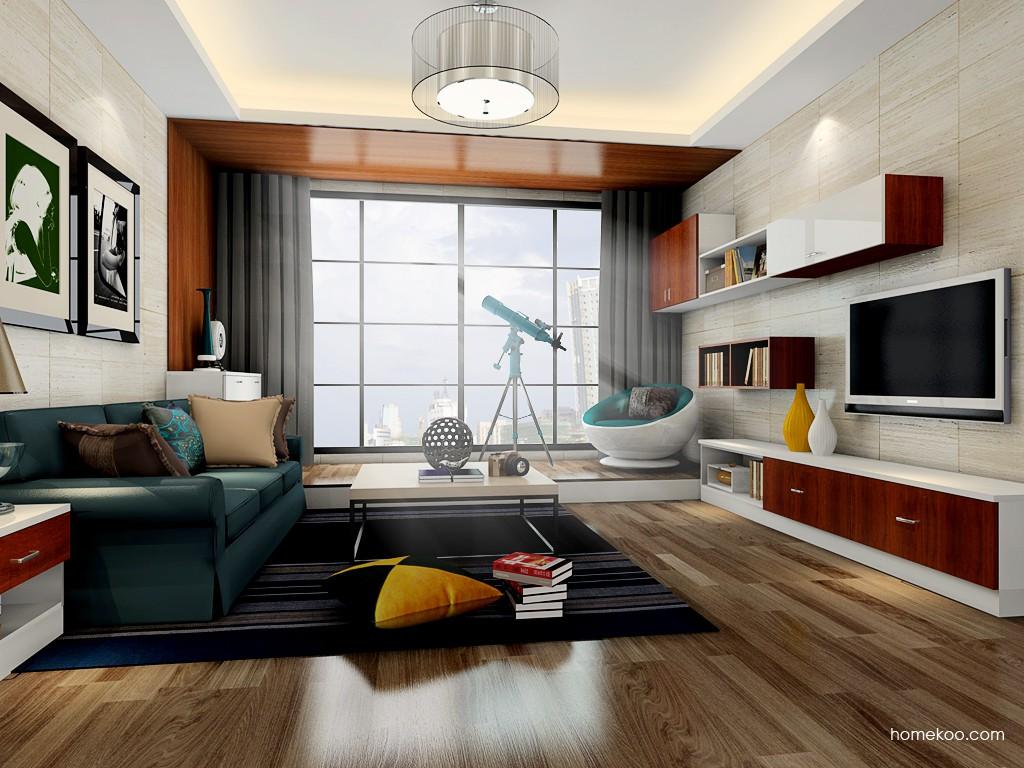 新实用主义客厅家具D20238