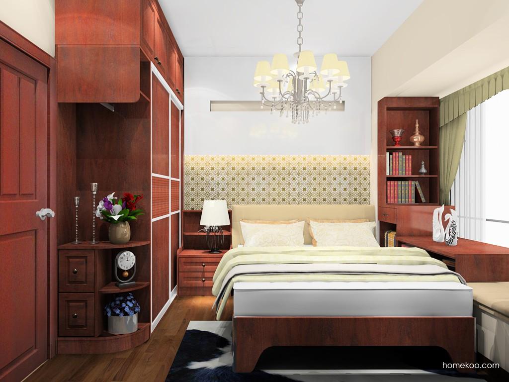 马赛丽舍卧房家具A20825