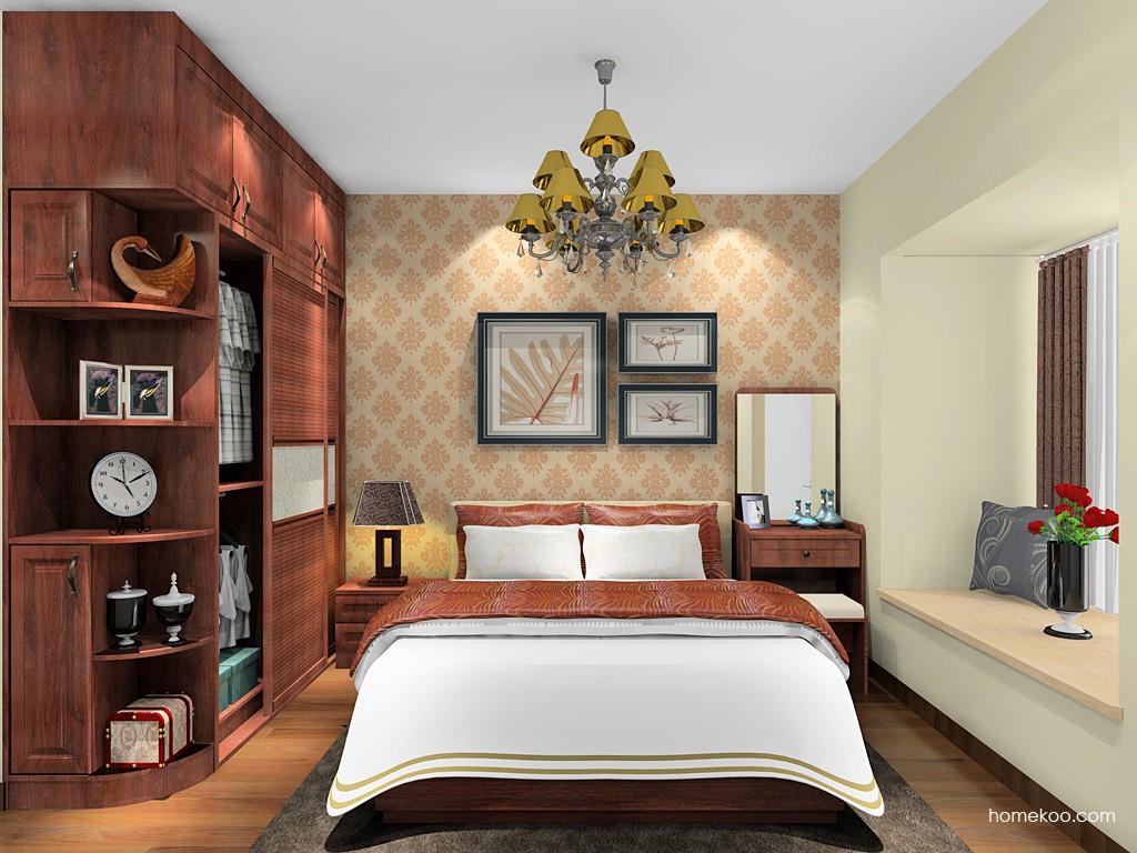马赛丽舍卧房家具A20830
