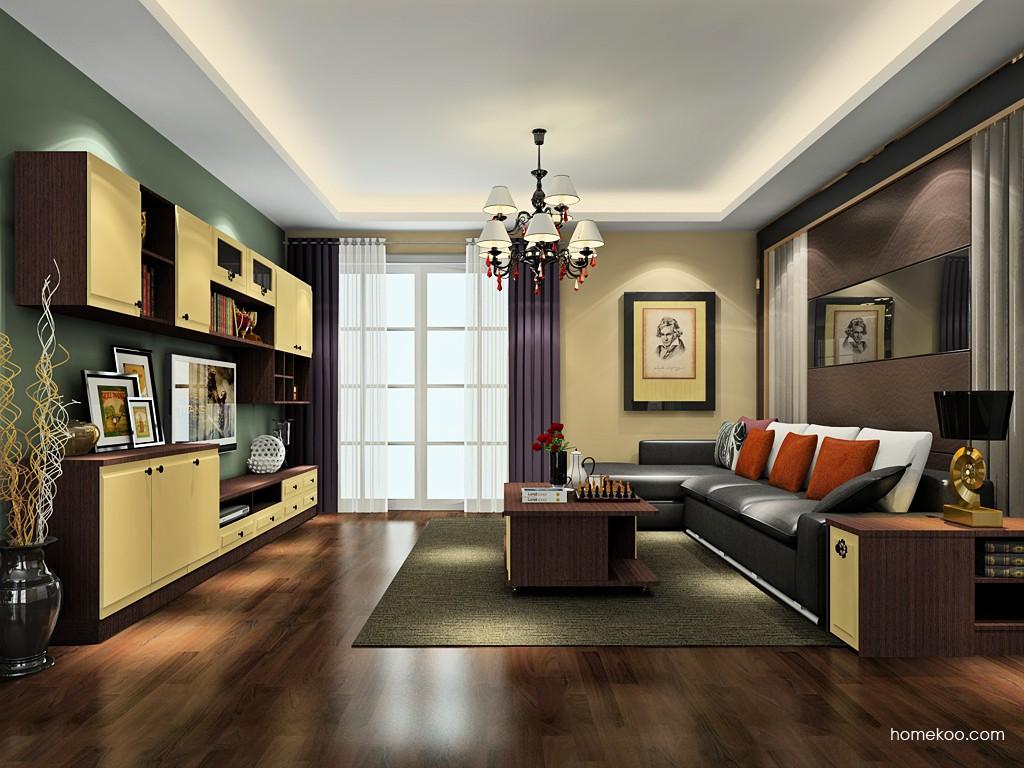卡罗摩卡客厅家具D20319