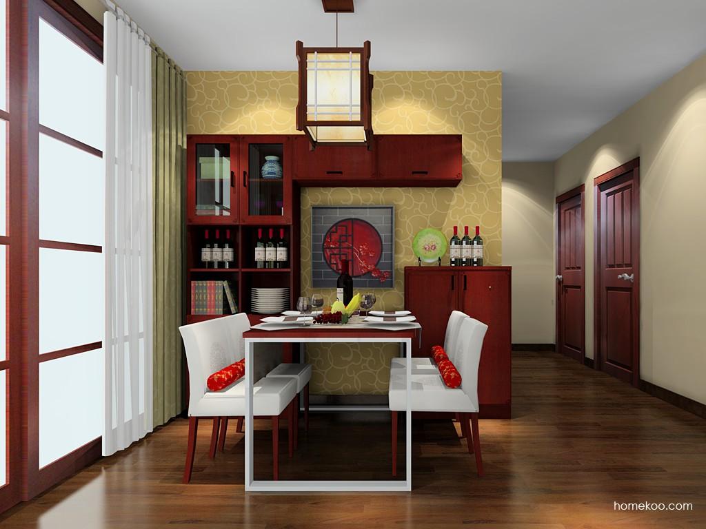 中国韵餐厅家具E20298
