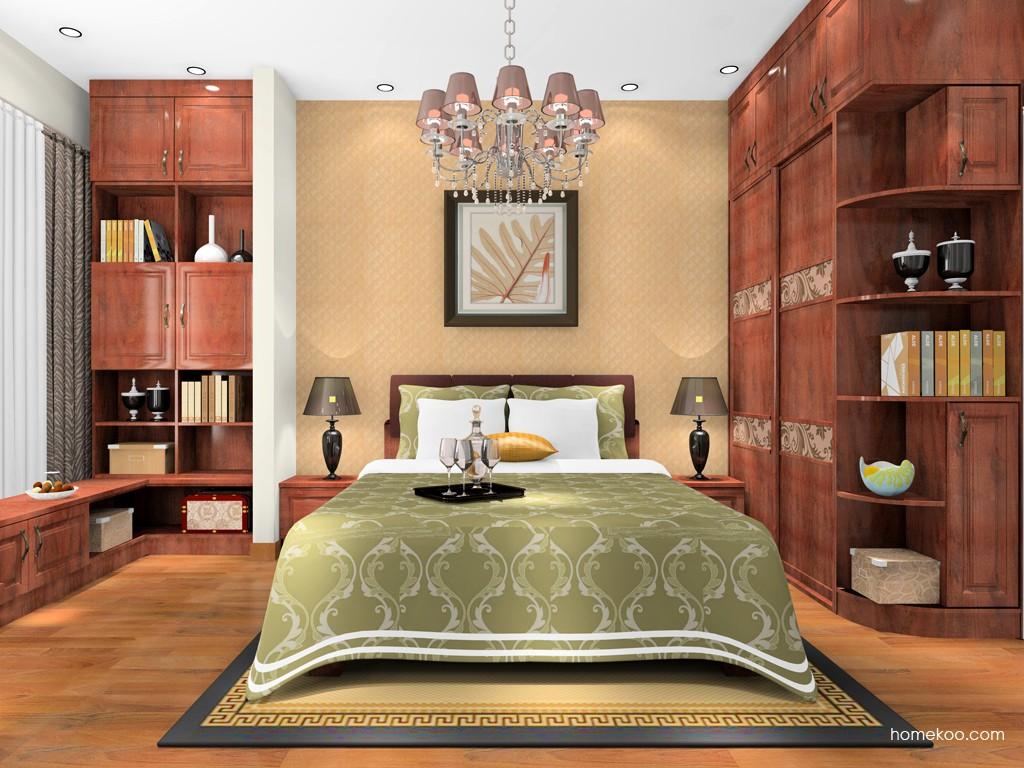 马赛丽舍卧房家具A20940