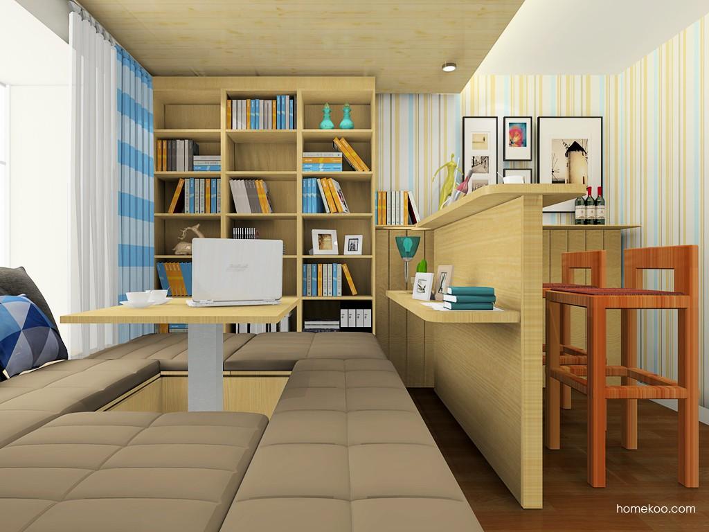 新实用主义书房家具C20982