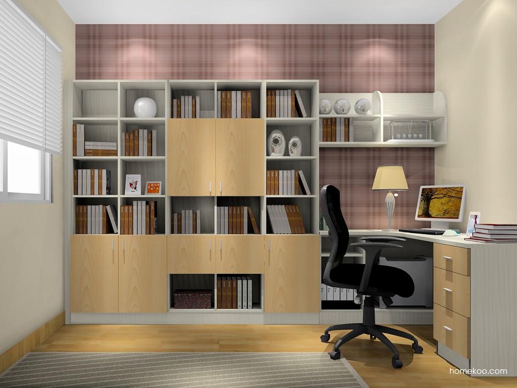 新实用主义书房家具C2993