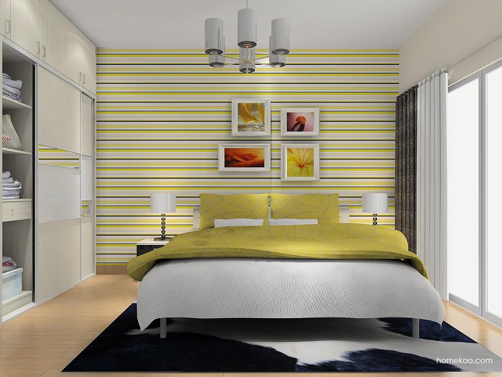 米兰剪影卧房家具A1161