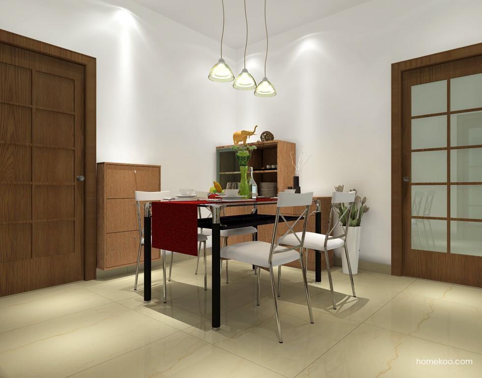 餐厅家具E0359