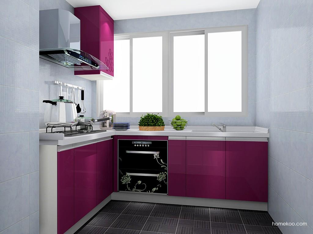 紫晶魅影橱柜F3203