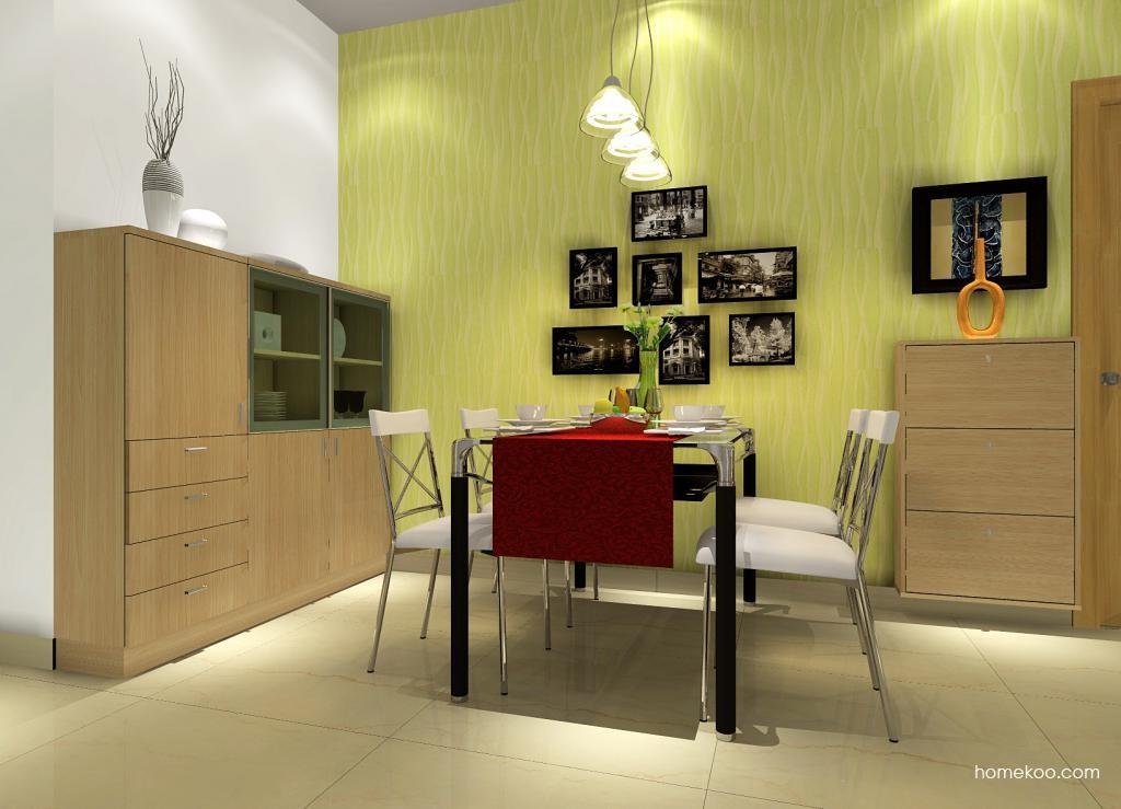 餐厅家具E0363