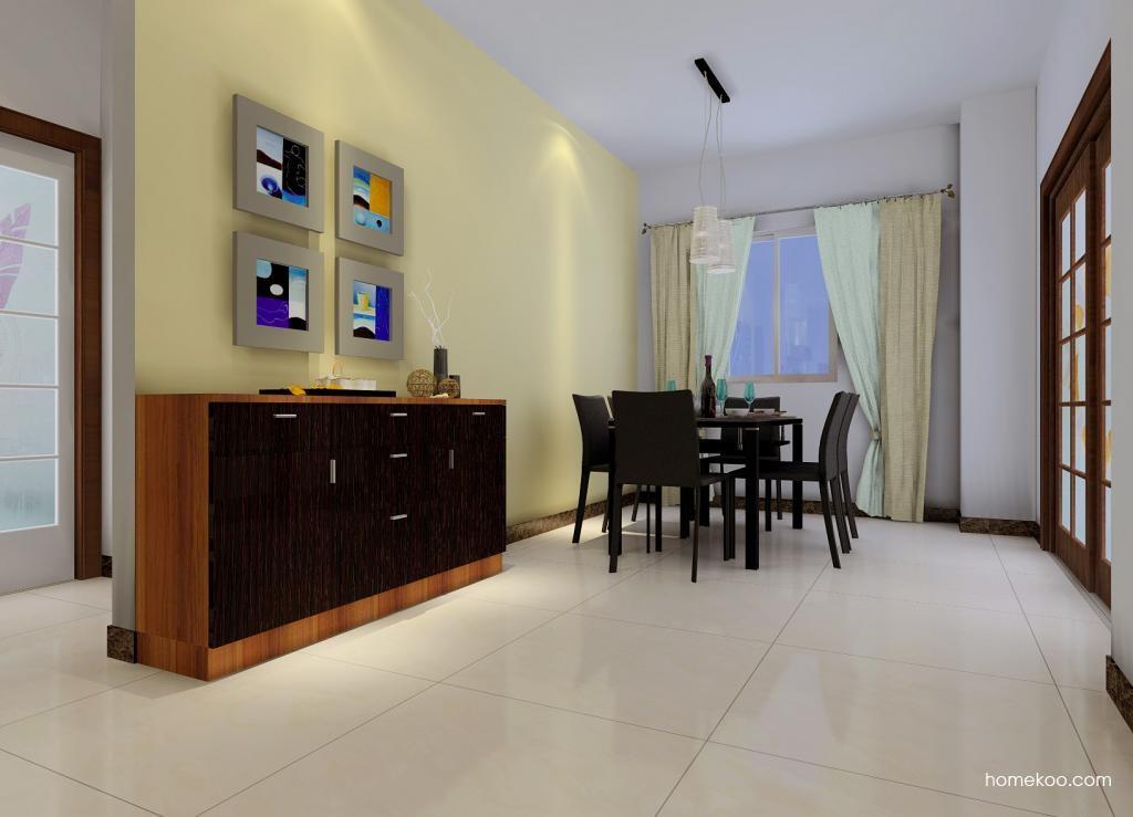 餐厅家具E0365