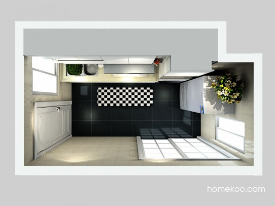 乐维斯系列厨房F22951