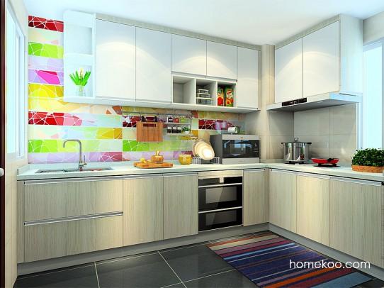 贝斯特系列厨房F22956