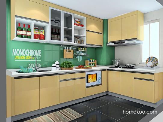 德丽卡系列厨房F22958
