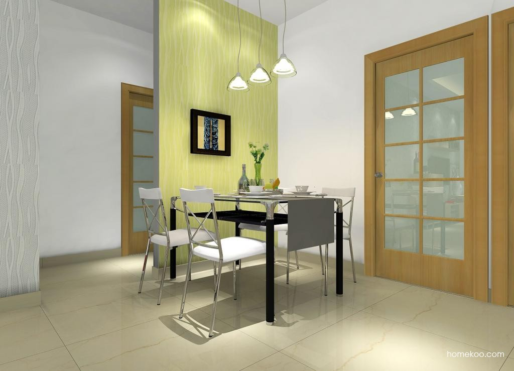 餐厅家具E0375