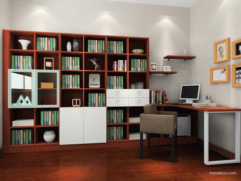 书房家具C3080