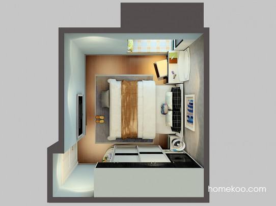 德丽卡系列卧房A24297