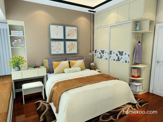 格瑞丝系列卧房A24390