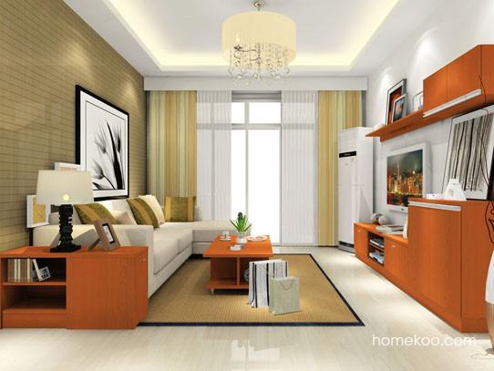 设计师教你同一客厅的8种变身
